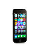 Nuevo iPhone 6 Front Side de Apple Imágenes de archivo libres de regalías