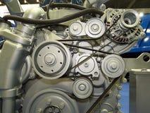 Nuevo motor del carro Imagenes de archivo