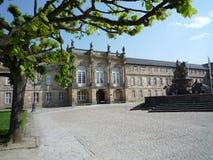 Nuevo palacio Bayreuth Fotografía de archivo libre de regalías