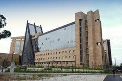 Nuevo palacio de la justicia - Florencia Foto de archivo