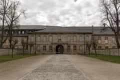 Nuevo palacio en Bayreuth, Alemania, 2015 Imagenes de archivo