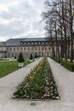Nuevo palacio en Bayreuth, Alemania, 2015 Fotos de archivo libres de regalías