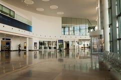 Nuevo pasillo terminal Imagenes de archivo