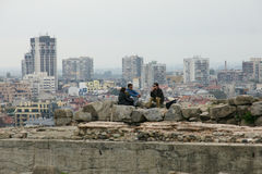 Nuevo Plovdiv Fotos de archivo