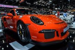 Nuevo PORSCHE 911 GT3 RS Foto de archivo libre de regalías