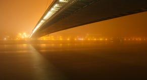 Nuevo puente Imagenes de archivo