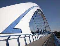 Nuevo puente de Bratislava - de Apolo Imagenes de archivo