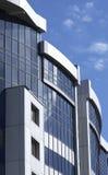 Nuevo rascacielos fotografía de archivo