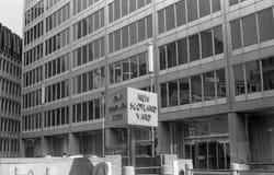 Nuevo Scotland Yard Foto de archivo libre de regalías