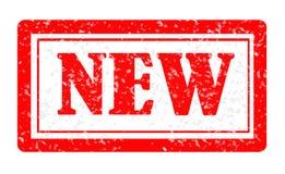 Nuevo sello de goma Imágenes de archivo libres de regalías