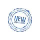 Nuevo sello de la colección Foto de archivo