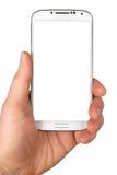 Nuevo Smartphone Imagen de archivo libre de regalías