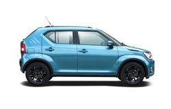 Nuevo Suzuki Ignis Imagenes de archivo