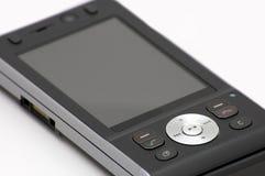 Nuevo teléfono móvil Imagen de archivo libre de regalías