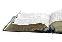 Nuevo testamento San Juan de la biblia Fotos de archivo