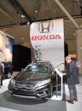Nuevo vehículo de Honda Imágenes de archivo libres de regalías