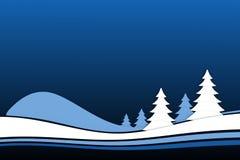Nuevo Year& vacío x27; tarjeta de s Imagen de archivo libre de regalías