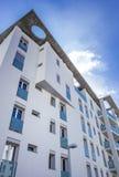 Nuevos apartamentos fotos de archivo