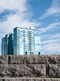 Nuevos apartamentos modernos fotos de archivo libres de regalías