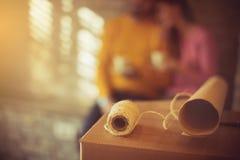 Nuevos planes, una nueva vida fotografía de archivo libre de regalías