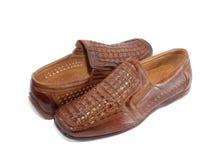 Nuevos zapatos Foto de archivo
