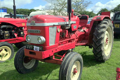 1969 Nuffield 465 Tractor Royalty-vrije Stock Foto's