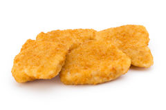 Free Nugget Chiken On The White Background Royalty Free Stock Photos - 95341718