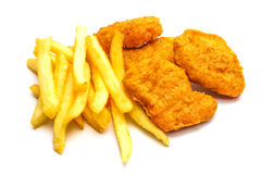 Nugget Royalty Free Stock Photo