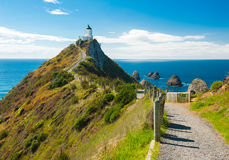 Nugget Point Royalty Free Stock Photos