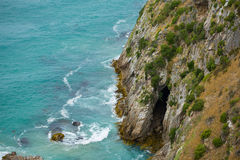 Free Nugget Point New Zealand Royalty Free Stock Image - 56553246