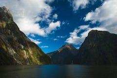 Nugget-Punkt-Leuchtturm, Neuseeland Lizenzfreies Stockfoto