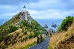 Nugget-Punkt, Neuseeland Lizenzfreies Stockbild