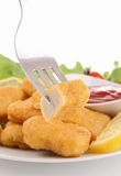 Nuggets Stock Image