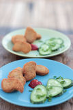 Nuggets. Stock Photography