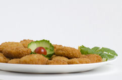 Nuggets Royalty Free Stock Images