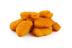 Nuggets Royalty Free Stock Photos