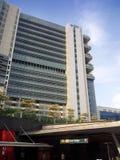 NUH-Gebäude Stockbild