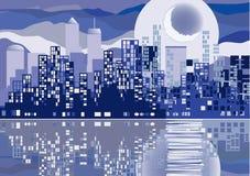 Nuit Image libre de droits