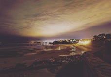 nuit Images libres de droits