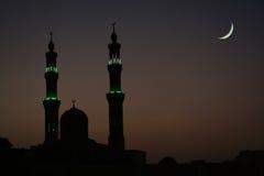 Nuit arabe Images libres de droits