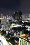 Nuit Bangkok photo libre de droits
