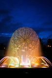 Nuit blanche à St Petersburg Photographie stock