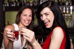 Nuit de dames Photos stock