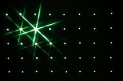 Nuit de disco Image libre de droits