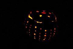 Nuit de Halloween Image stock