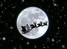 Nuit de Noël photographie stock