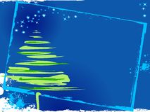 Nuit de Noël illustration de vecteur