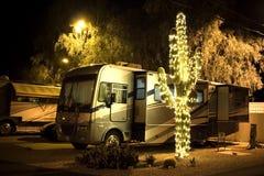 Nuit de Noël Phoenix Photo libre de droits
