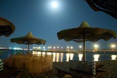 Nuit de paradis Image stock