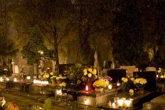 Nuit de Samhain Photographie stock libre de droits